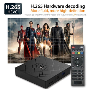 Set-top Boxes | Android TV Box | ITSYH JD-BTT-3328 - Nice World Store
