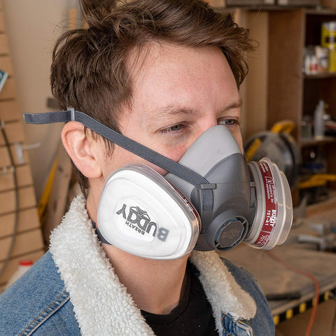 Air Purifying Half Mask Respirators