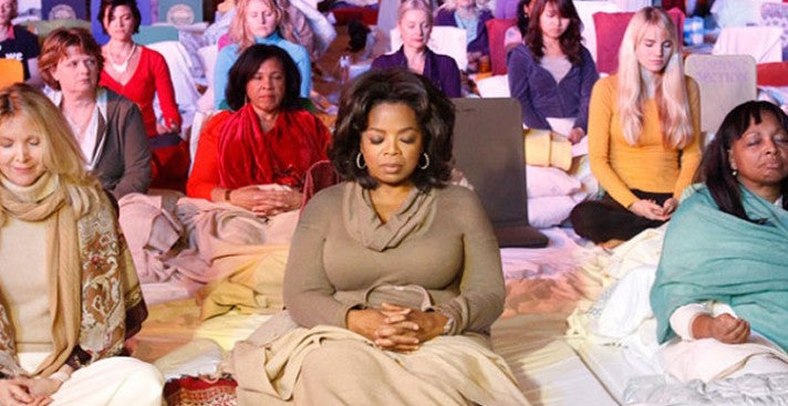 WHY OPRAH SWEARS BY TRANSCENDENTAL MEDITATION