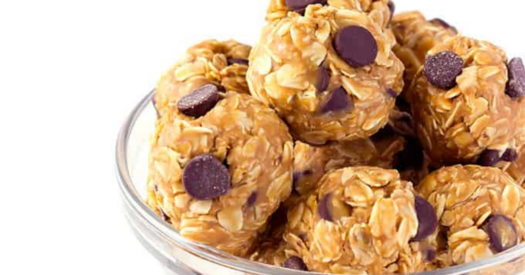 THE BEST NO-BAKE PROTEIN ENERGY BITES
