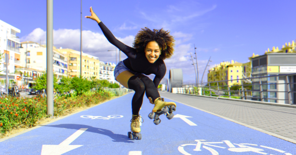 ROLLER SKATE YOUR WAY INTO CULTURE AND FITNESS