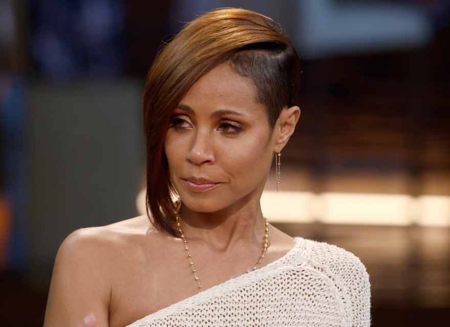 JADA PINKETT'S HAIRLOSS: WHAT'S BEHIND IT?