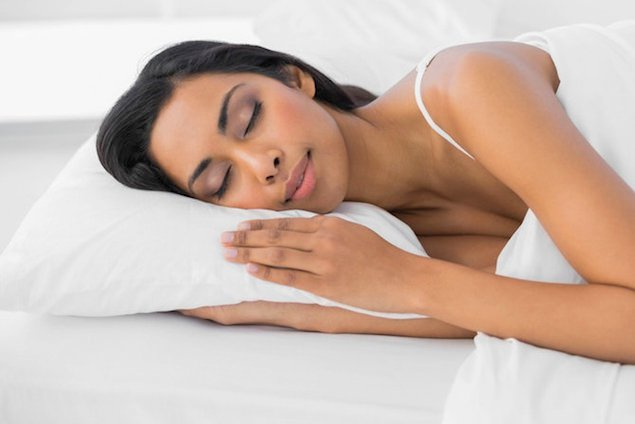 SAY WHAT? SLEEPING CAN SPEED UP YOUR METABOLISM