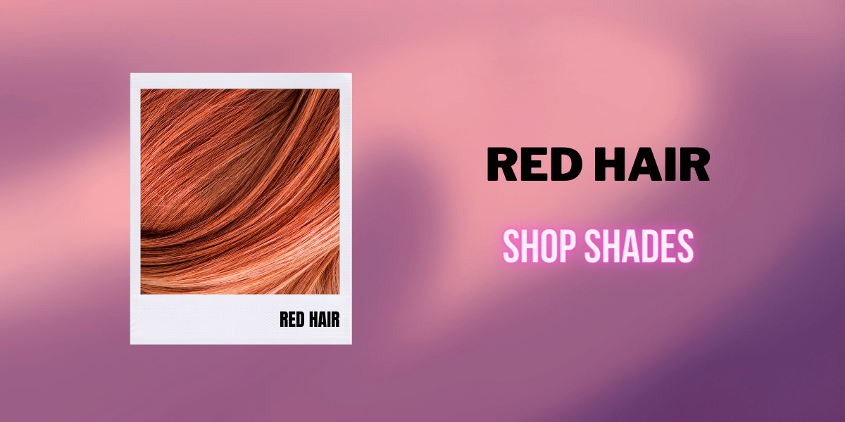 Orange / Red Tones - Shop by Hair Level