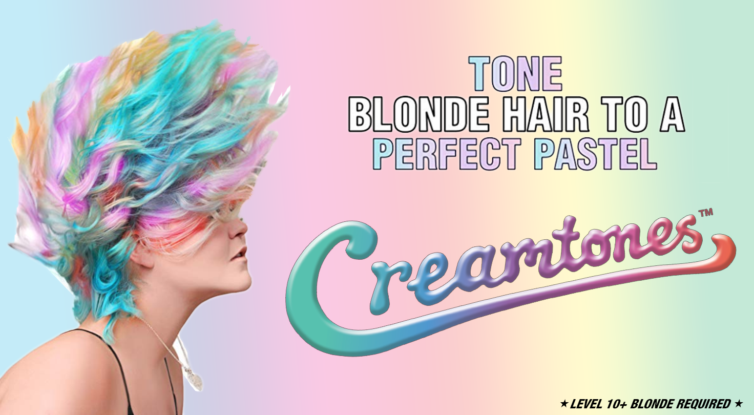 Creamtones - Perfect Pastel Hair Dye