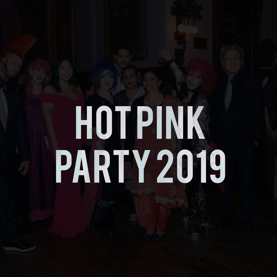 Manic Panic @ BCRF's Hot Pink Party 2019