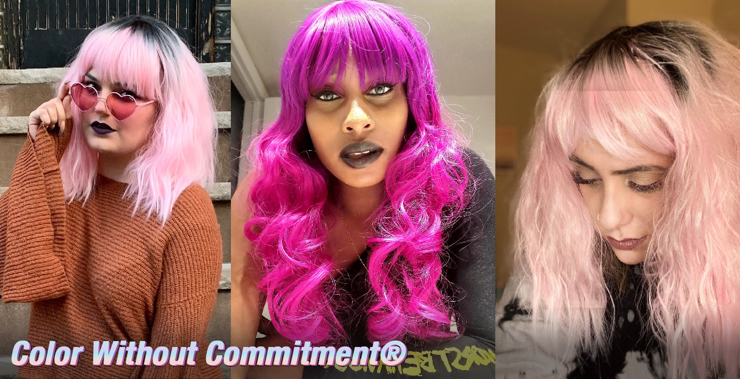 Manic Panic Wigs - Color Without Commitment®