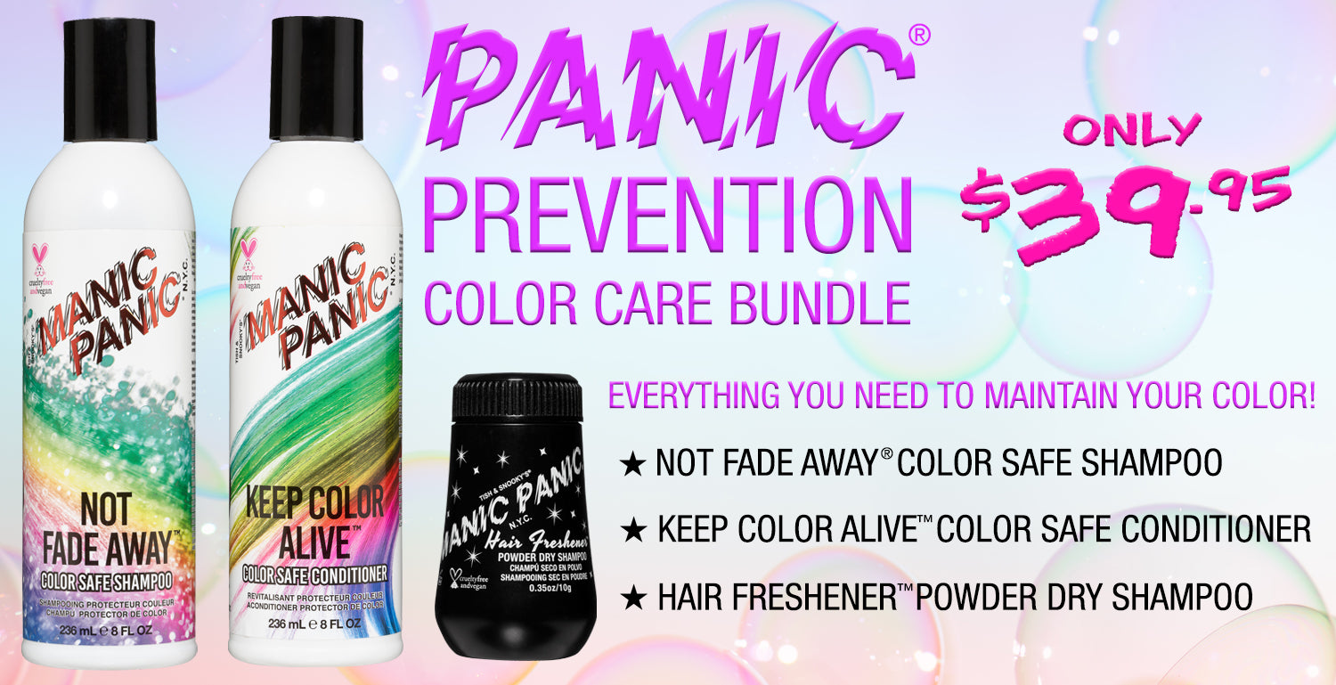 PANIC® Prevention Bundle - Everything You Need to Maintain Your Color