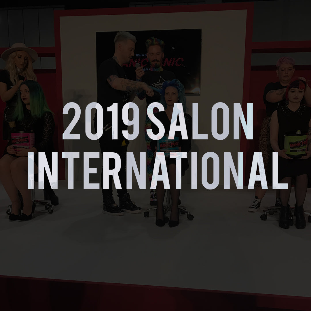 Manic Panic UK - Salon International 2019