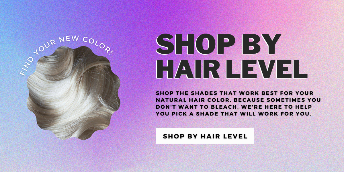 Shop by Hair Level