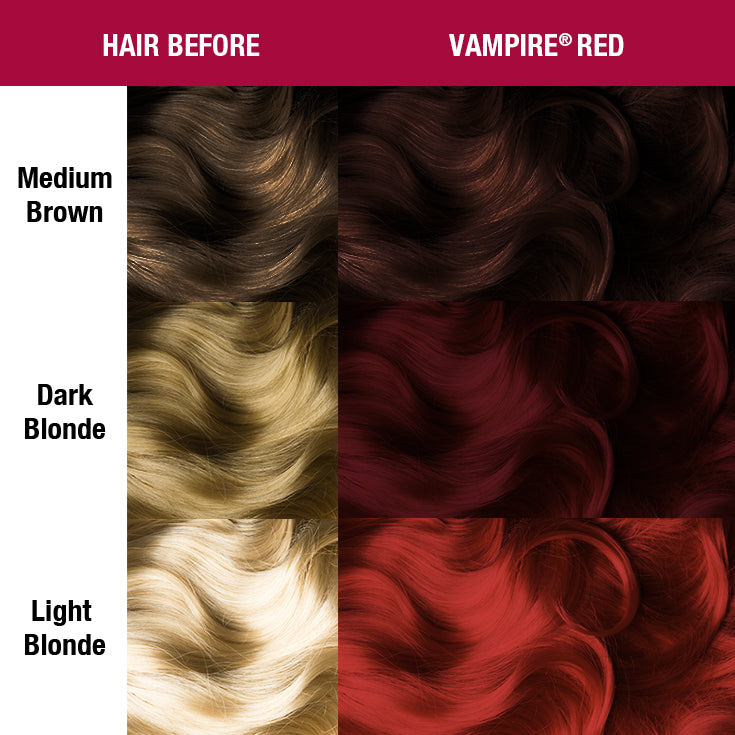 Vampire Red Amplified
