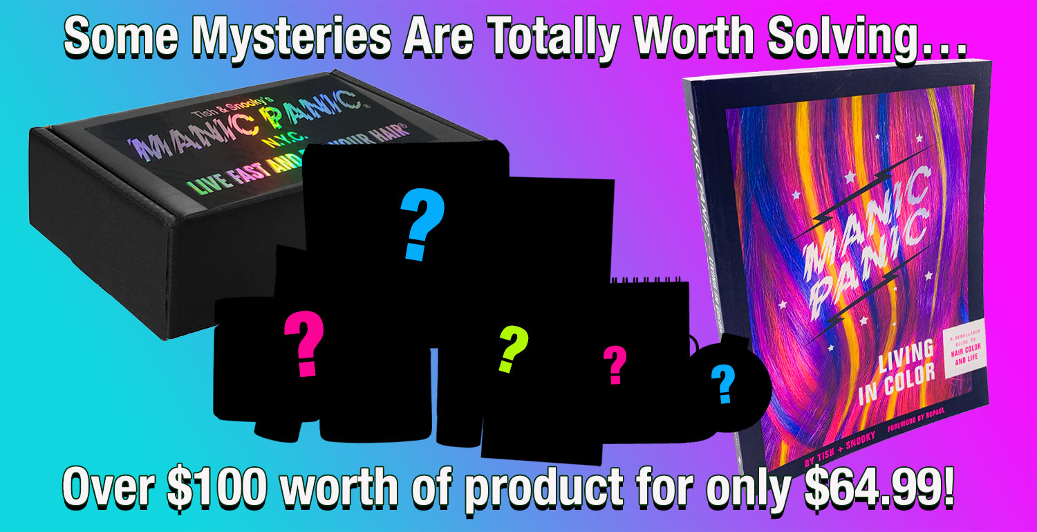 Living in Color Mystery Box! Over $100 worth of product for only $64.99