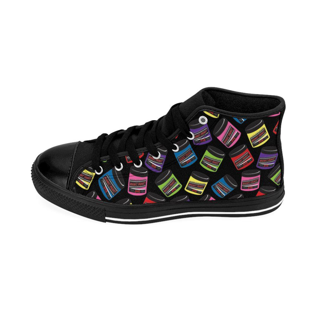 Manic Panic® Classic High Voltage® Men's Sneakers
