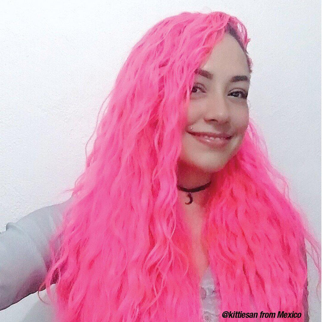 Classic Hair Color Cotton Candy™ Pink - Classic High Voltage® - Tish & Snooky's Manic Panic