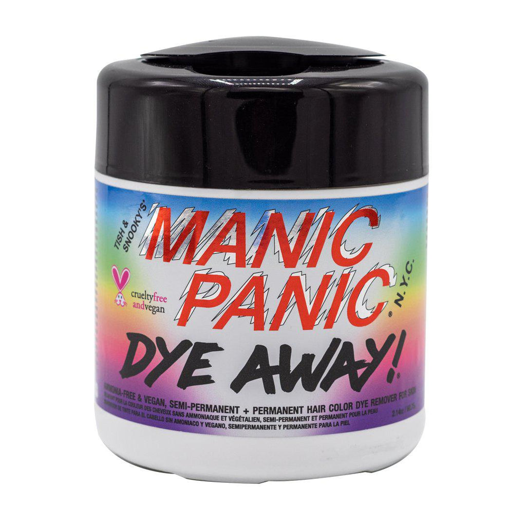 Dye Away® Wipes - 50 ct container - Tish & Snooky's Manic Panic