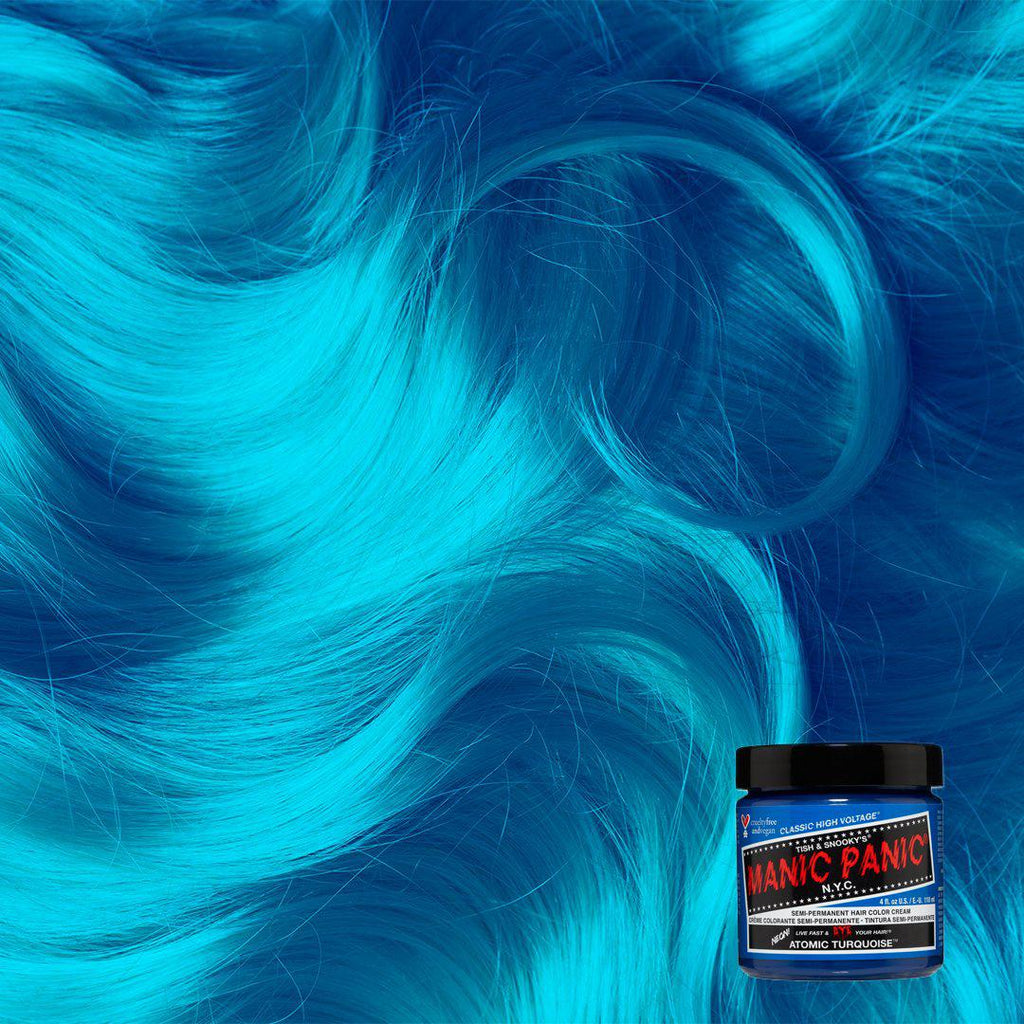 Atomic Turquoise™ - Classic High Voltage® - Tish & Snooky's Manic Panic,