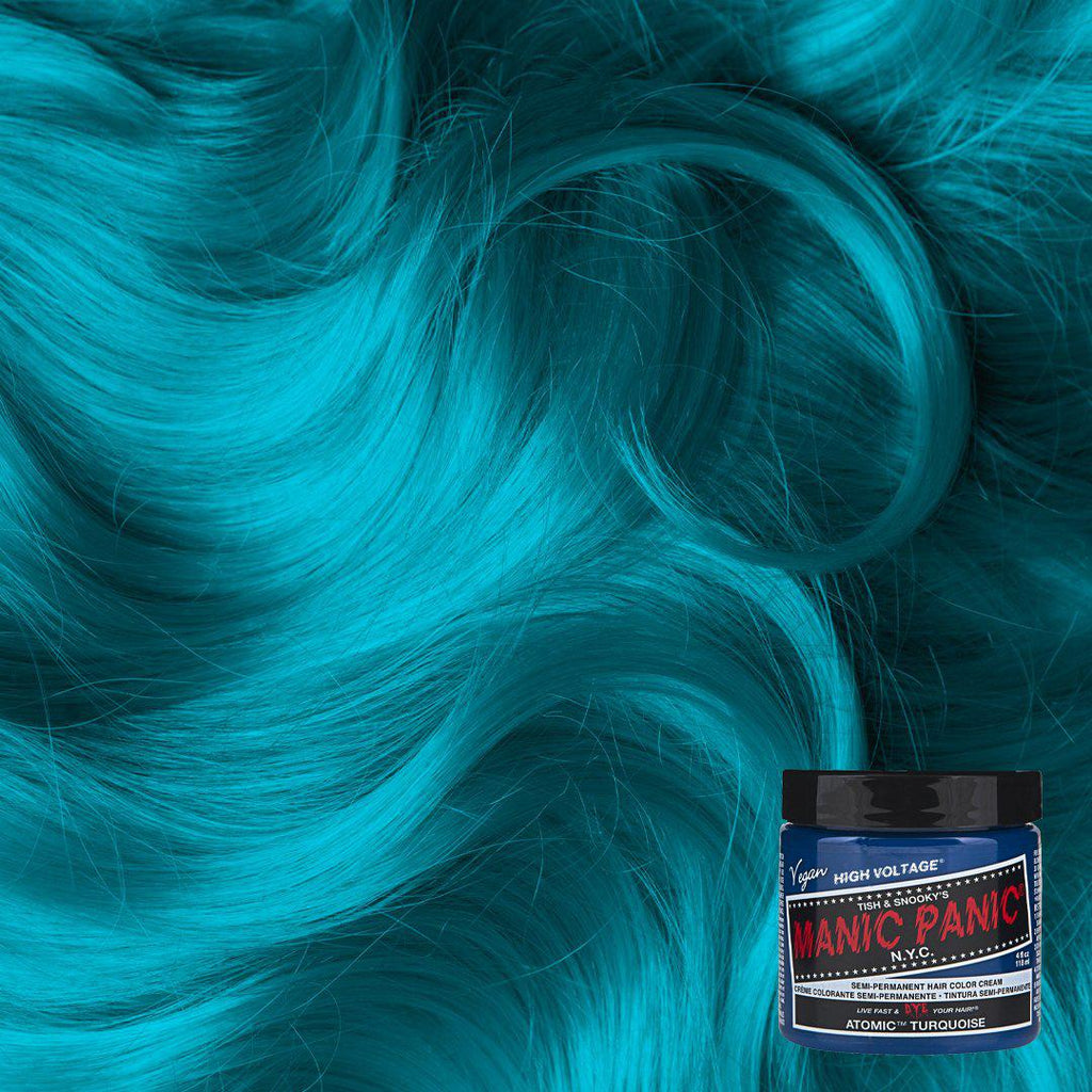 Atomic Turquoise™ - EU Classic High Voltage®