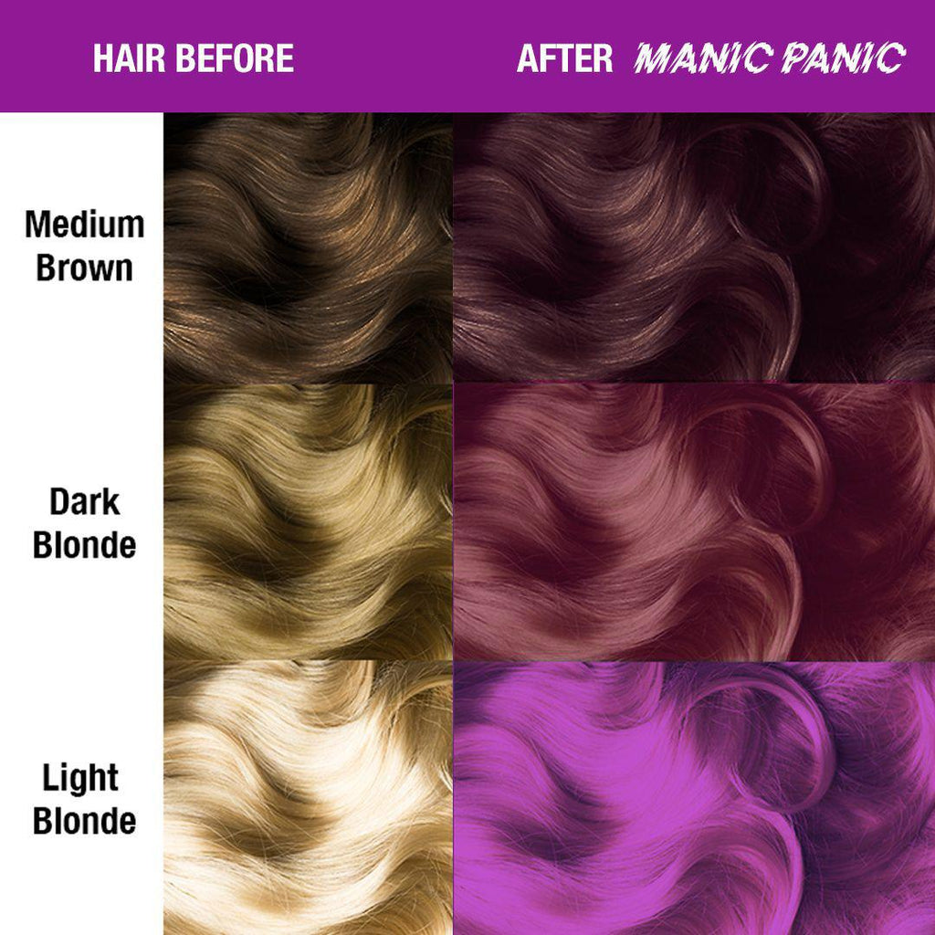 Amplified Hair Color Mystic Heather™ - Amplified™ - Tish & Snooky's Manic Panic