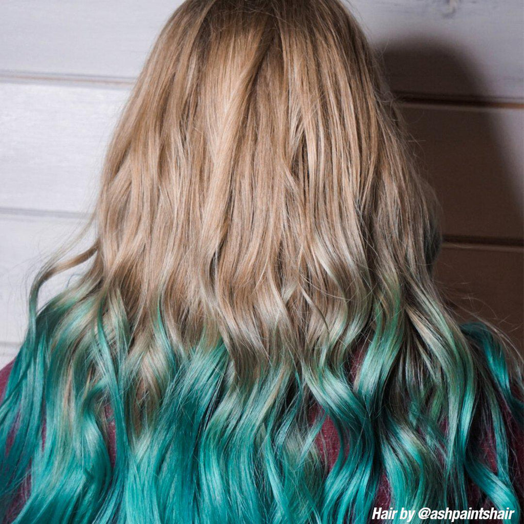 Professional Gel Blue Bayou™ - Professional Gel Semi-Permanent Hair Color - Tish & Snooky's Manic Panic
