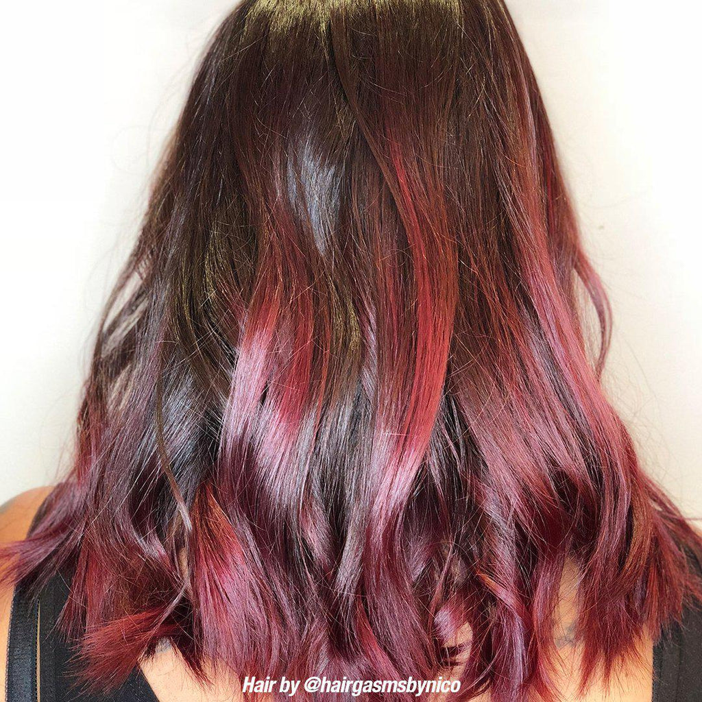 Professional Gel Divine Wine® - Professional Gel Semi-Permanent Hair Color - Tish & Snooky's Manic Panic