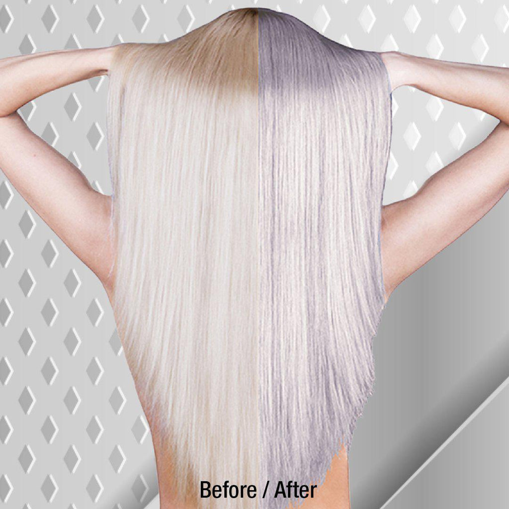 SILVER STILETTO / VIOLET TONING CONDITIONER 8oz