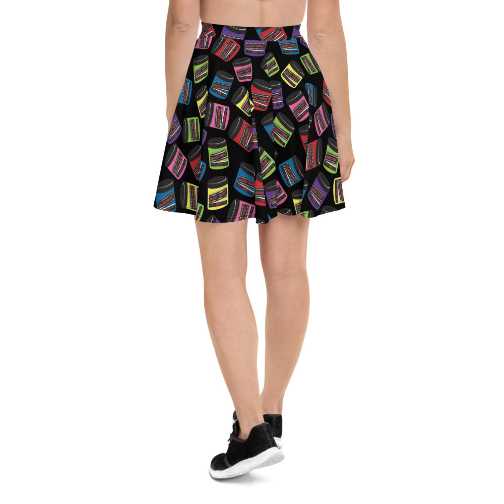 Manic Panic® Classic High Voltage® Skater Skirt