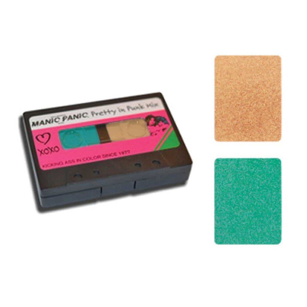 CREATURE OF THE NIGHT® - Cassette Tape Palette - Pretty in Punk 1
