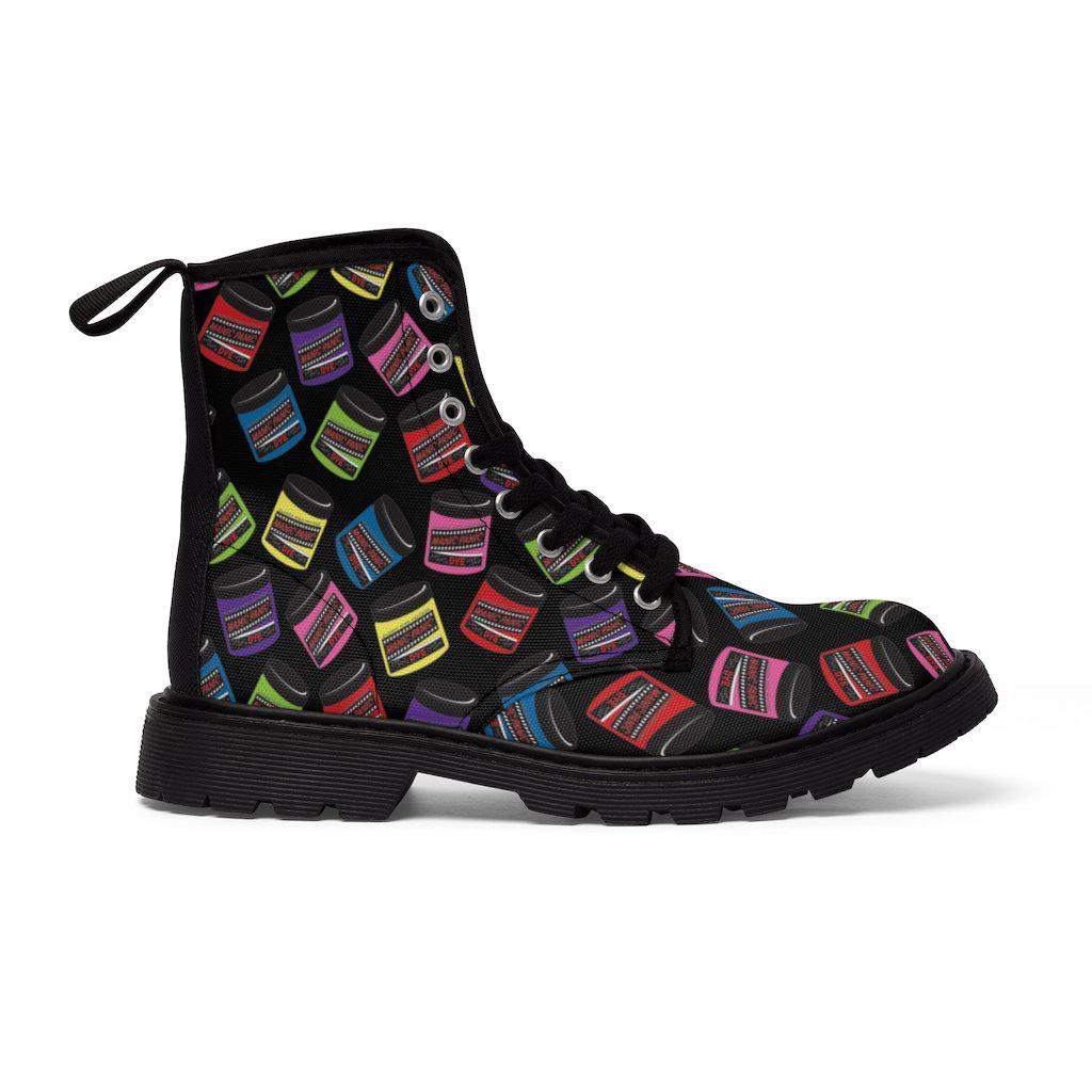Manic Panic® Classic High Voltage® Women's Canvas Boots
