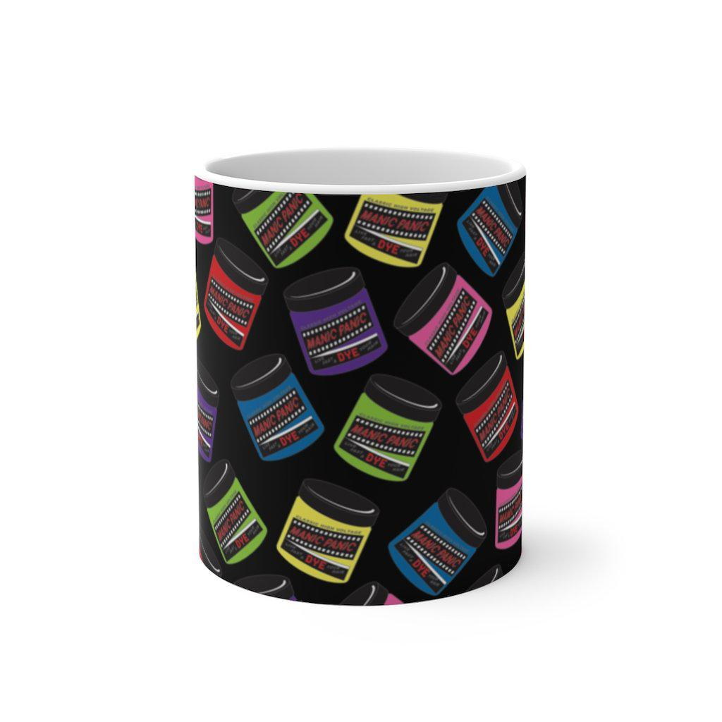 Manic Panic® Classic High Voltage® Color Changing Magic Mug