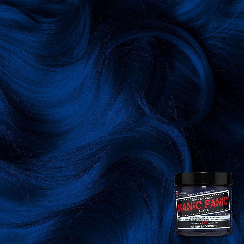 Classic Hair Color After Midnight® - Classic High Voltage® - Tish & Snooky's Manic Panic
