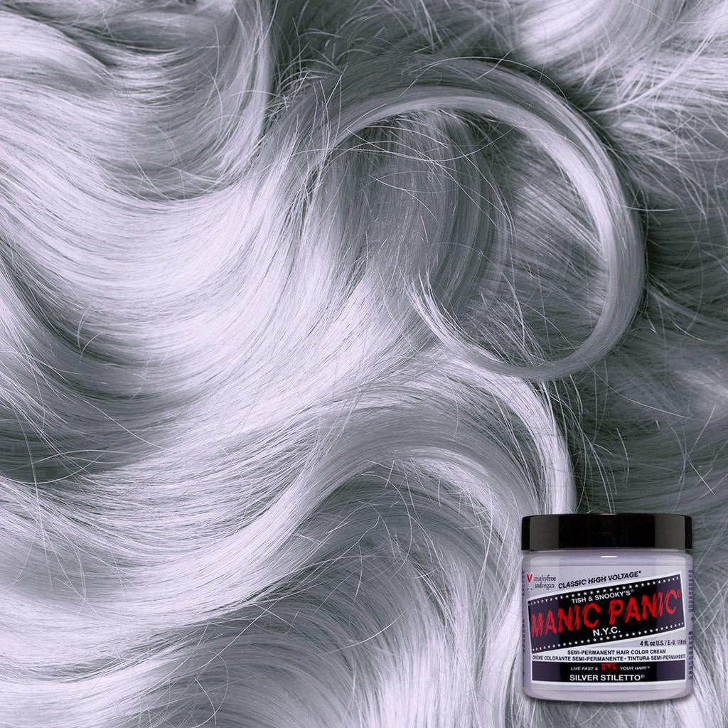 Silver Stiletto® (Toner) - Classic High Voltage®