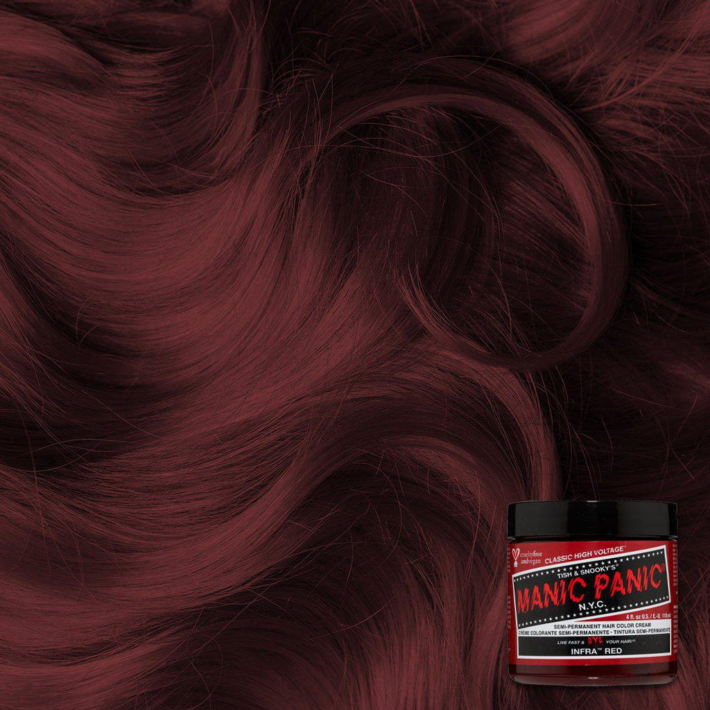 Classic Hair Color Infra™ Red - Classic High Voltage® - Tish & Snooky's Manic Panic