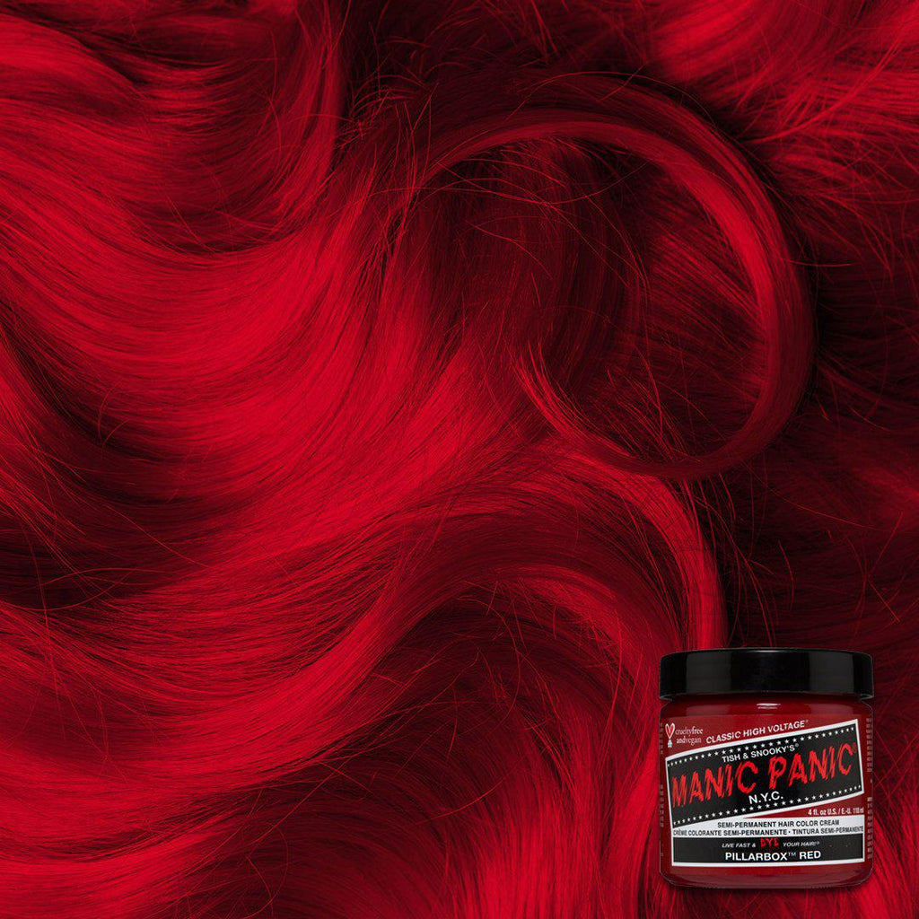Pillarbox™ Red - Classic High Voltage® - Tish & Snooky's Manic Panic