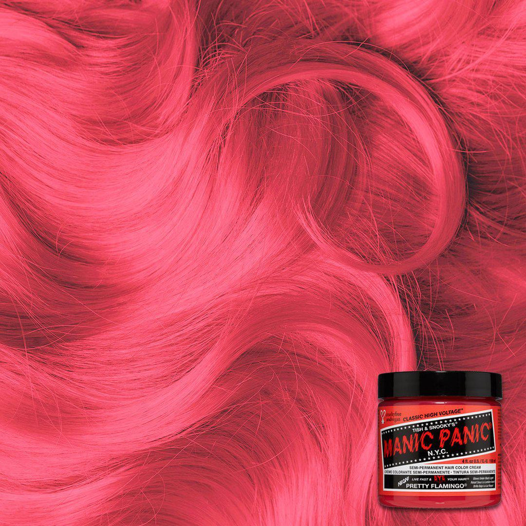 Classic Hair Color Pretty Flamingo™ - Classic High Voltage® - Tish & Snooky's Manic Panic
