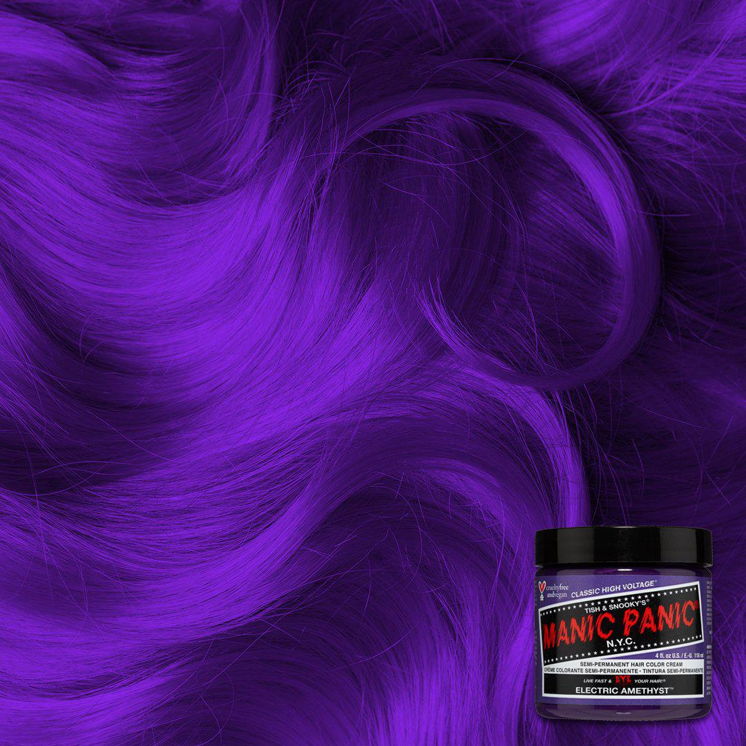 Classic High Voltage Hair Color By Manic Panic Tish Snooky S Manic Panic