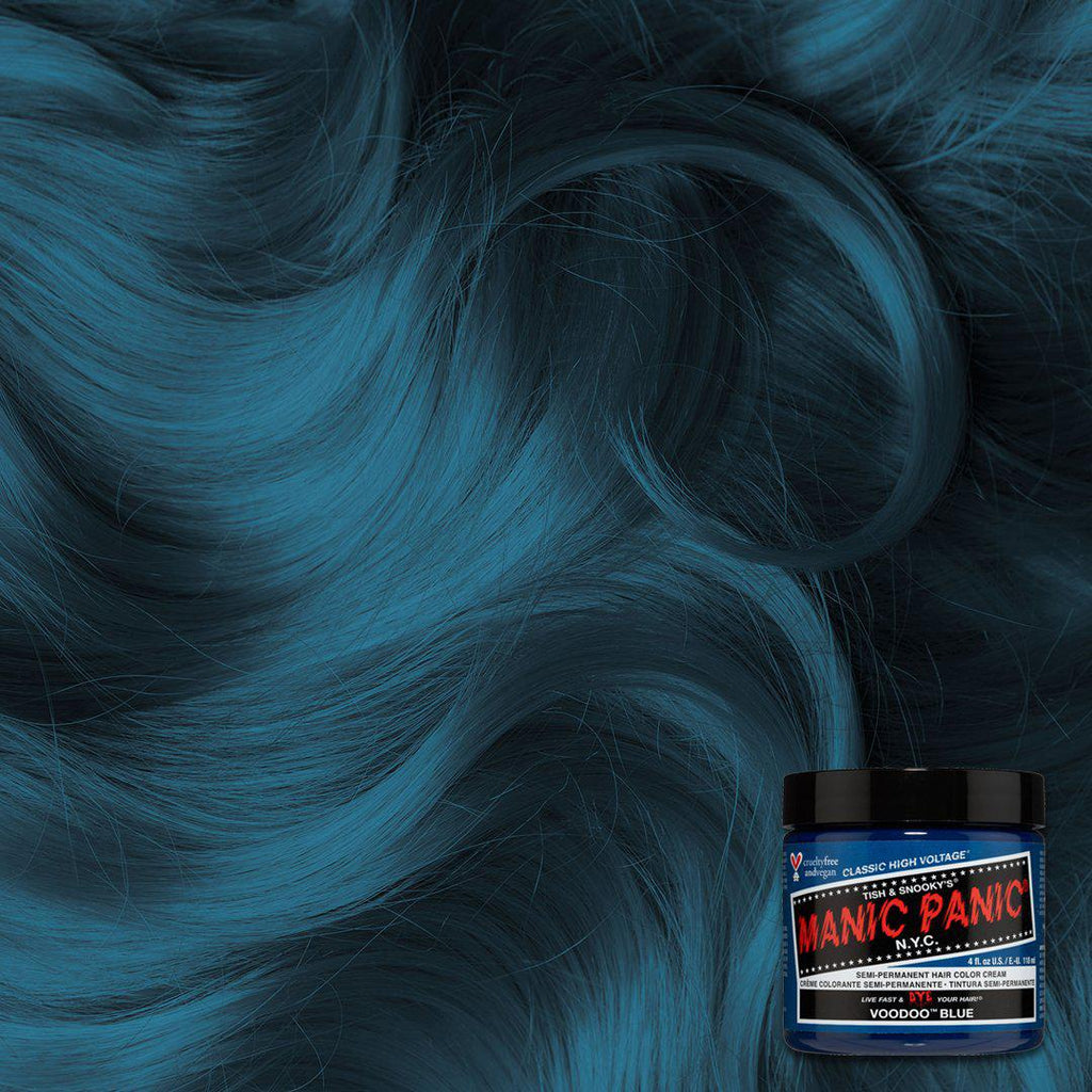 Classic Hair Color Voodoo™ Blue - Classic High Voltage® - Tish & Snooky's Manic Panic