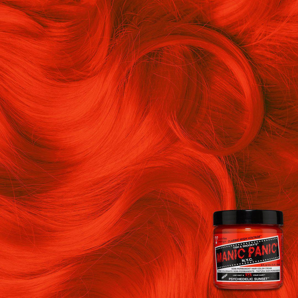 Psychedelic Sunset™ - Classic High Voltage® - Tish & Snooky's Manic Panic