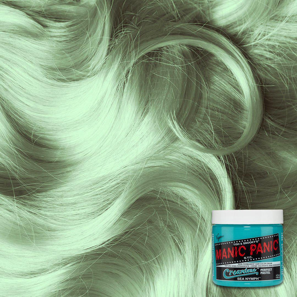 Classic Hair Color Sea Nymph™ Creamtone® Perfect Pastel - Tish & Snooky's Manic Panic