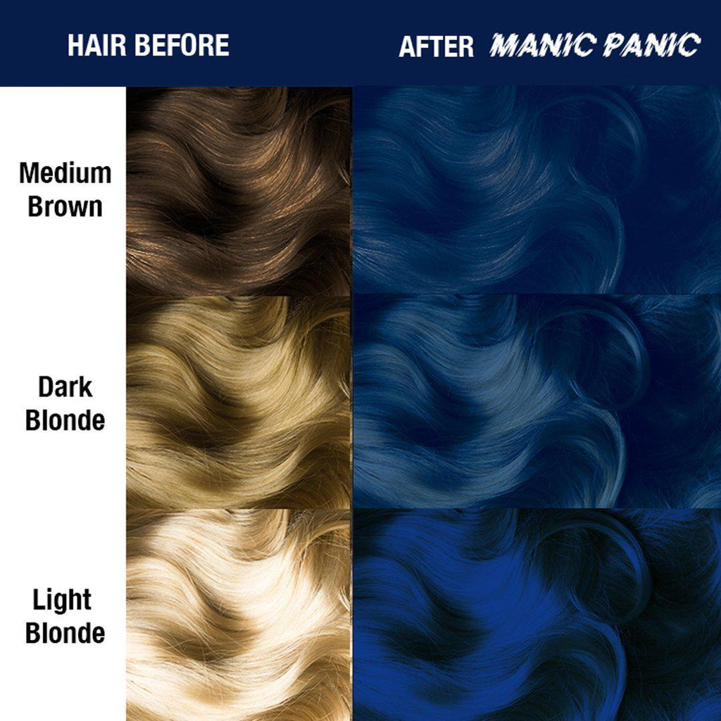 Tish & Snooky's Manic Panic Amplified Hair Color After Midnight® - Amplified™