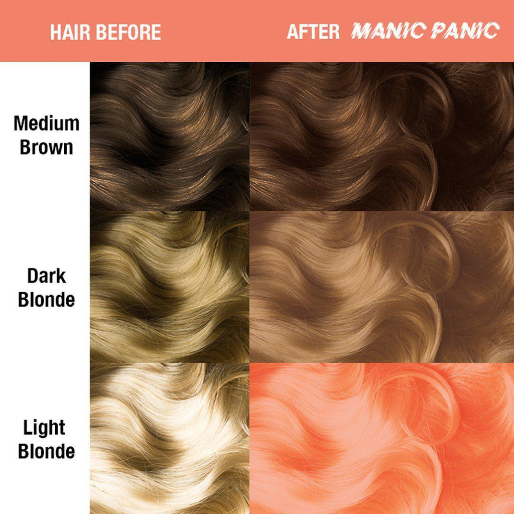 Amplified Hair Color Coralline Dream® - Amplified™ - Tish & Snooky's Manic Panic