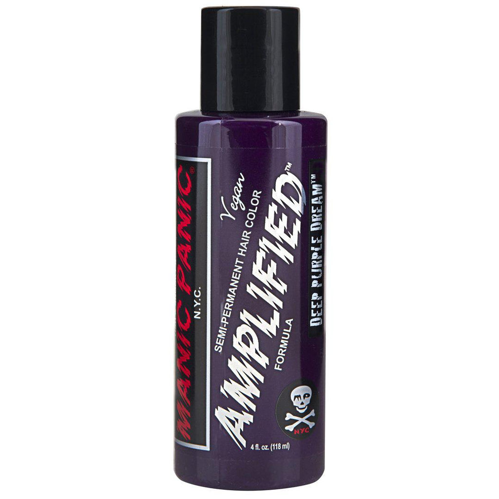 Amplified Hair Color Deep Purple Dream™ - Amplified™ - Tish & Snooky's Manic Panic