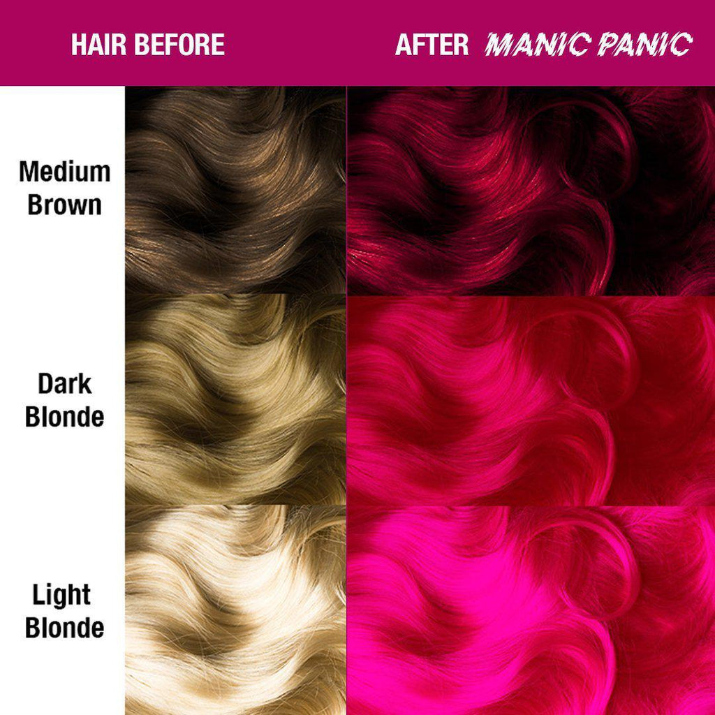 Amplified Hair Color Hot Hot™ Pink - Amplified™ - Tish & Snooky's Manic Panic