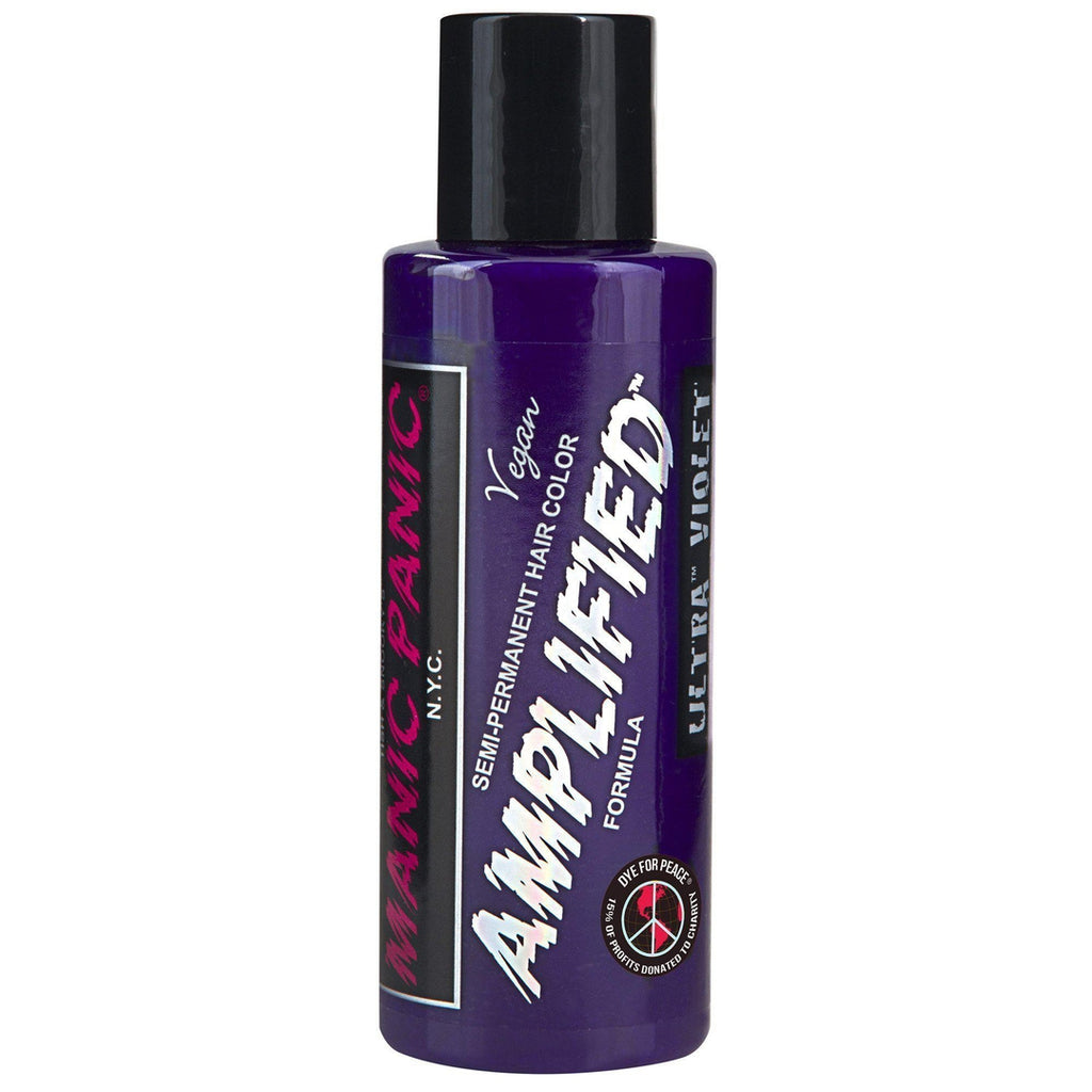 Amplified Hair Color Ultra™ Violet - OFF COLORS - AMPLIFIED™ - Tish & Snooky's Manic Panic