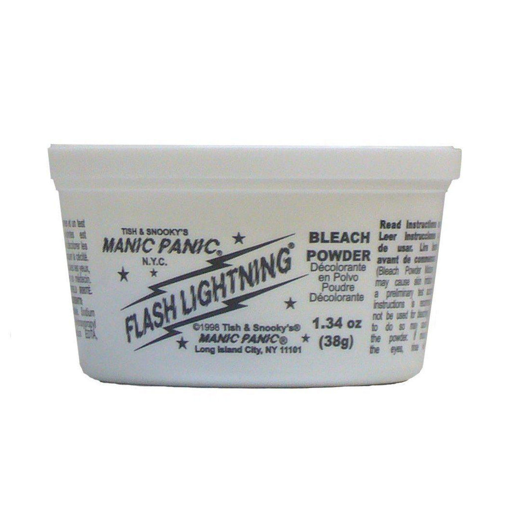 Bleach Flash Lightning® Bleach Kit - 40 Volume Cream Developer - Tish & Snooky's Manic Panic
