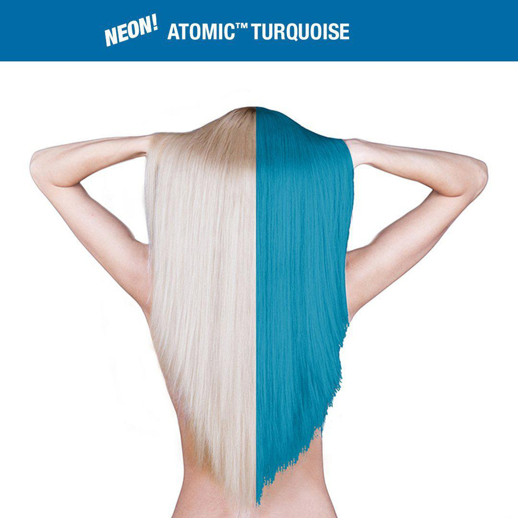 Classic Hair Color Atomic Turquoise™ - Classic High Voltage® - Tish & Snooky's Manic Panic