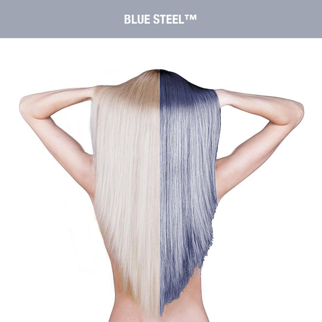 Classic Hair Color Blue Steel™ - Classic High Voltage® - Tish & Snooky's Manic Panic