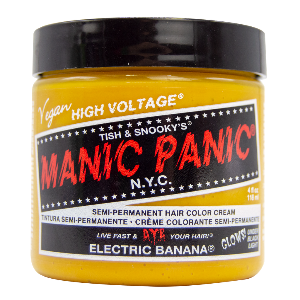 Classic Hair Color Electric Banana® - Off Colors - Classic High Voltage® - Tish & Snooky's Manic Panic