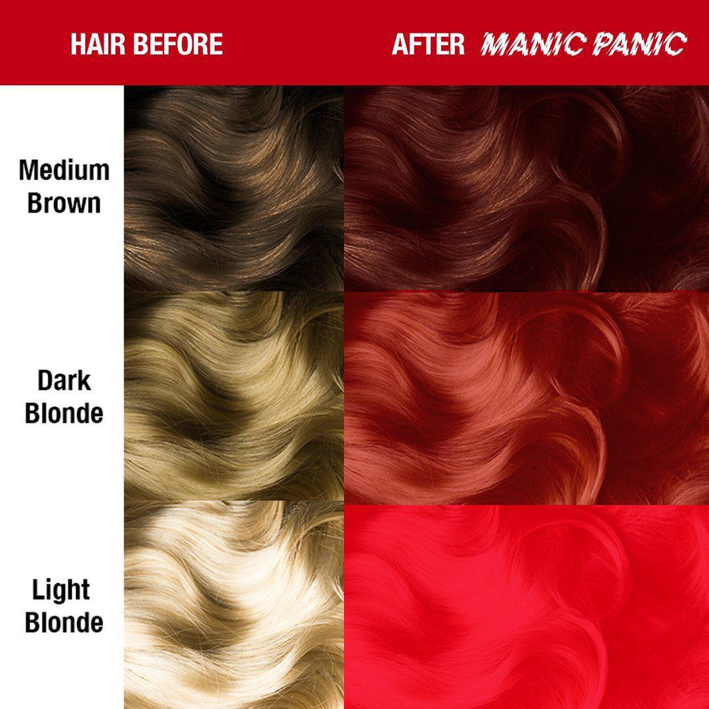 Classic Hair Color Red Passion™ - Classic High Voltage® - Tish & Snooky's Manic Panic