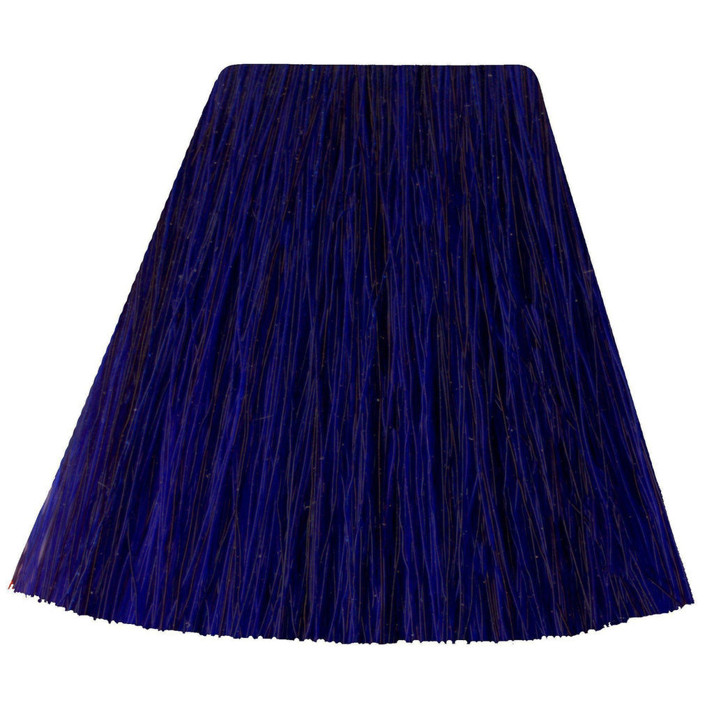 wig showing Classic Hair Color Shocking™ Blue
