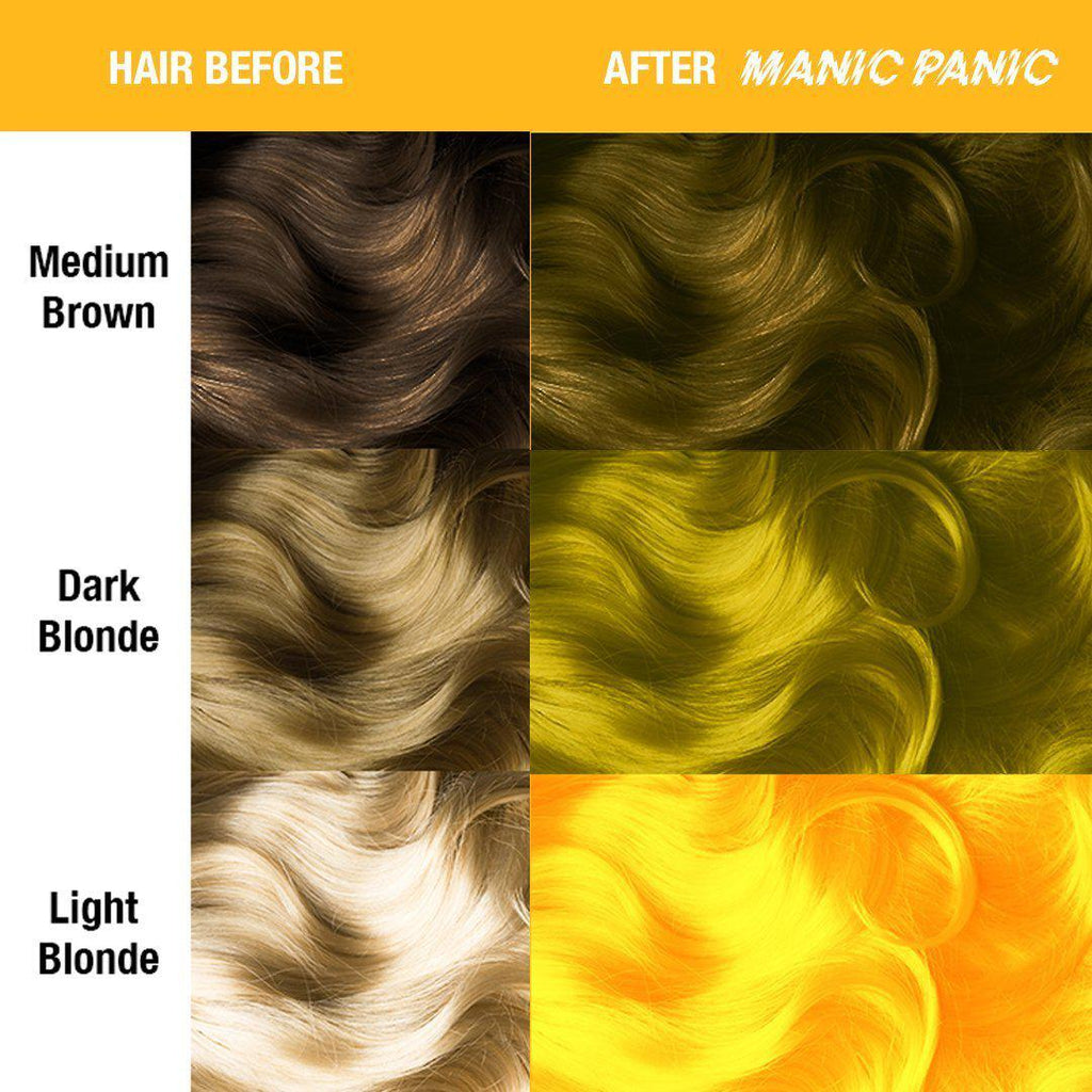 Classic Hair Color Sunshine™ - Classic High Voltage® - Tish & Snooky's Manic Panic